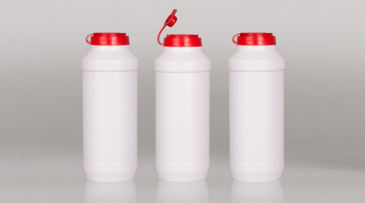 600ml Shaker Bottle