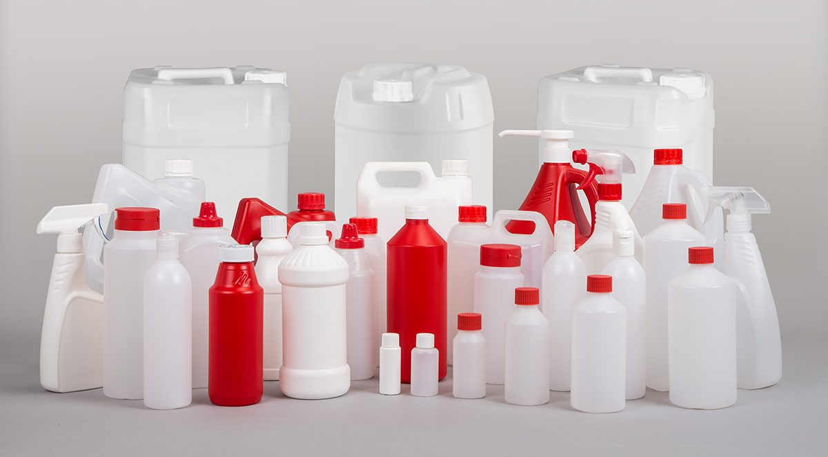 Plastic Bottle Range