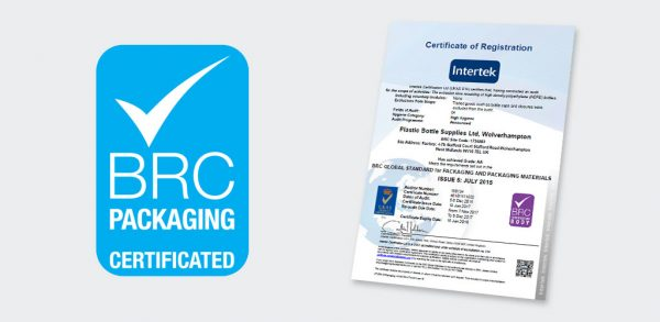 BRC-Packaging-Certified