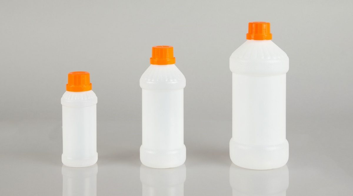Rosette Juice and Yoghurt Bottles by Plastic Bottle Supplies